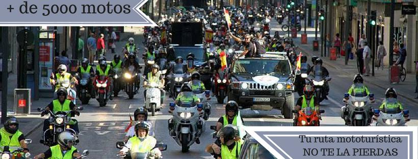 SIGUENOS FACEBOOK RUTA MOTOTURISTICA , POR LA VIDA REGION DE MURCIA